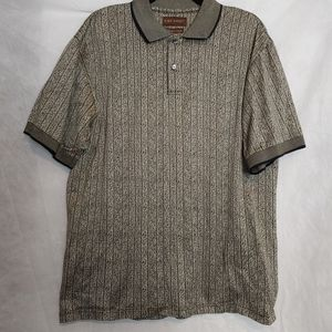 Robert Barakett short sleeve polo shirt